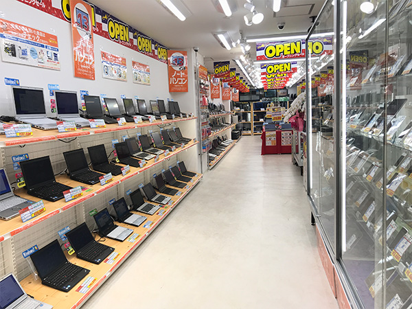 PCコンフル名古屋大須店