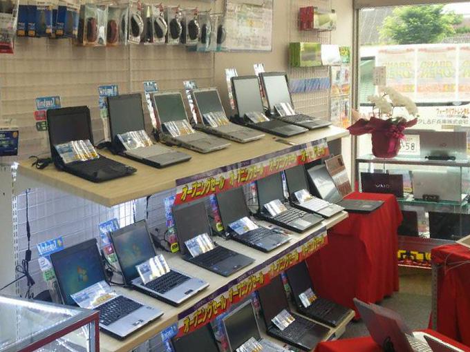 PCコンフル伊丹店