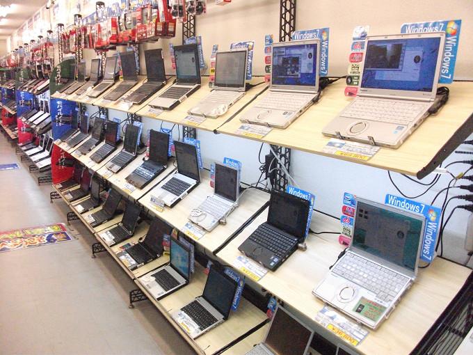 PCコンフル1号店